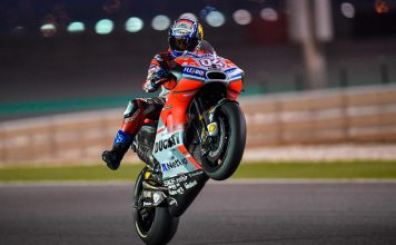 MotoGP, Dovizioso, Qatar