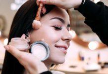 natural glam look, make up