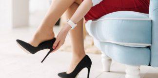 high heels, kesehatan