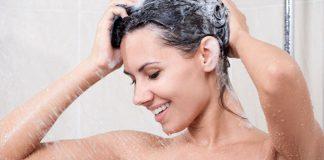 keramas, mencuci rambut