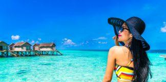 sinar UV, travelling, liburan