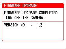 upgrade firm ware