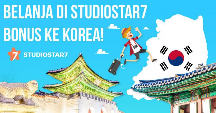 tour korea gratis