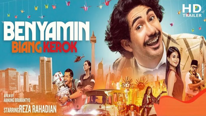 Benyamin Biang Kerok, Reza Rahadian, Review Film, Film Komedi