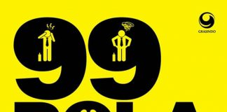 review buku, 99 pola pikir biki susah kaya, iin susanto