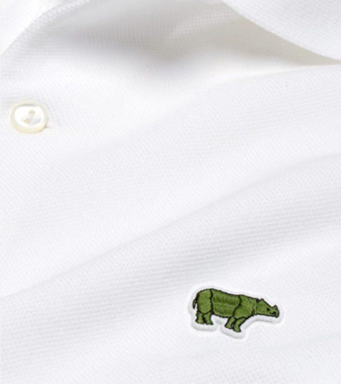 lacoste, logo lacoste, buaya lacoste, badak jawa, harimau sumatera, hewan langkah