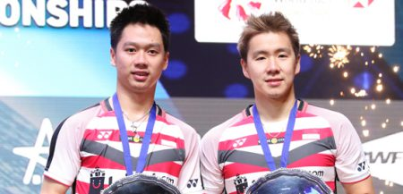 Kevin, Marcus. All England