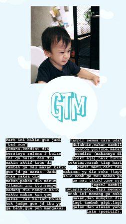 GTM, gerakan tutup mulut