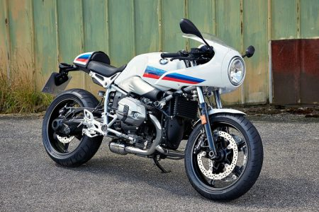 Cafe racer with fairing