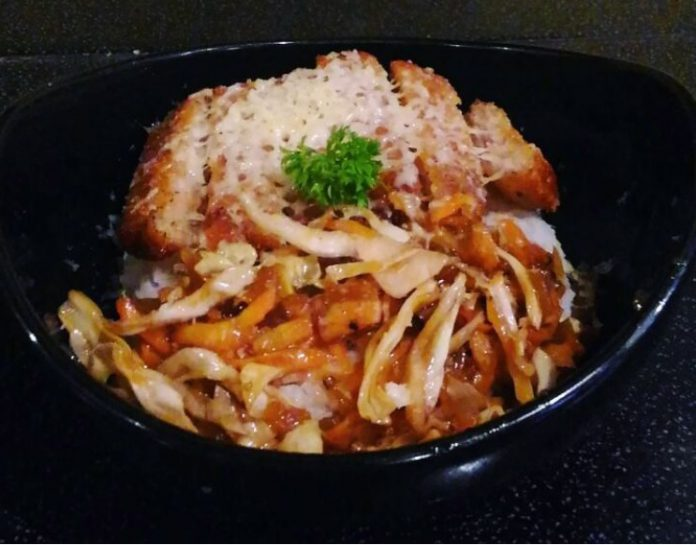promo hemat Chicken Katsu