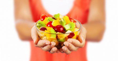 buah segar, bau badan