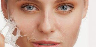 eksfoliasi kulit wajah