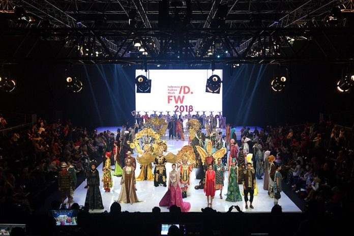 indonesia fashion week, fashion week, jakarta convention center
