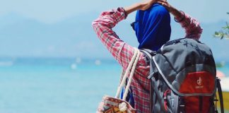 muslim traveler, travelling