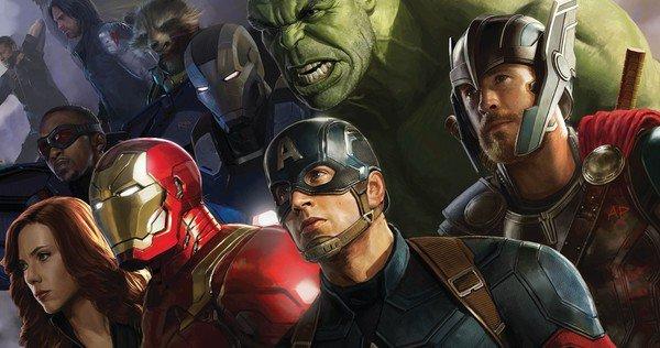 Judul Avengers 4 Terungkap gara-gara Keceplosan
