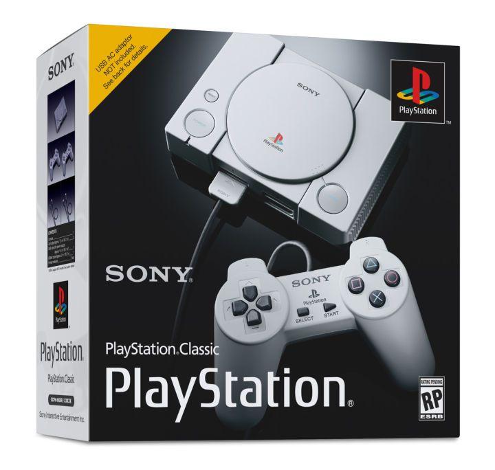 Sony Luncurkan Playstation classic