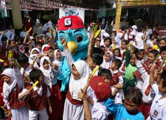 Gery Roadshow To School Share Your Happiness With Gery