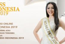 miss indonesia 2019
