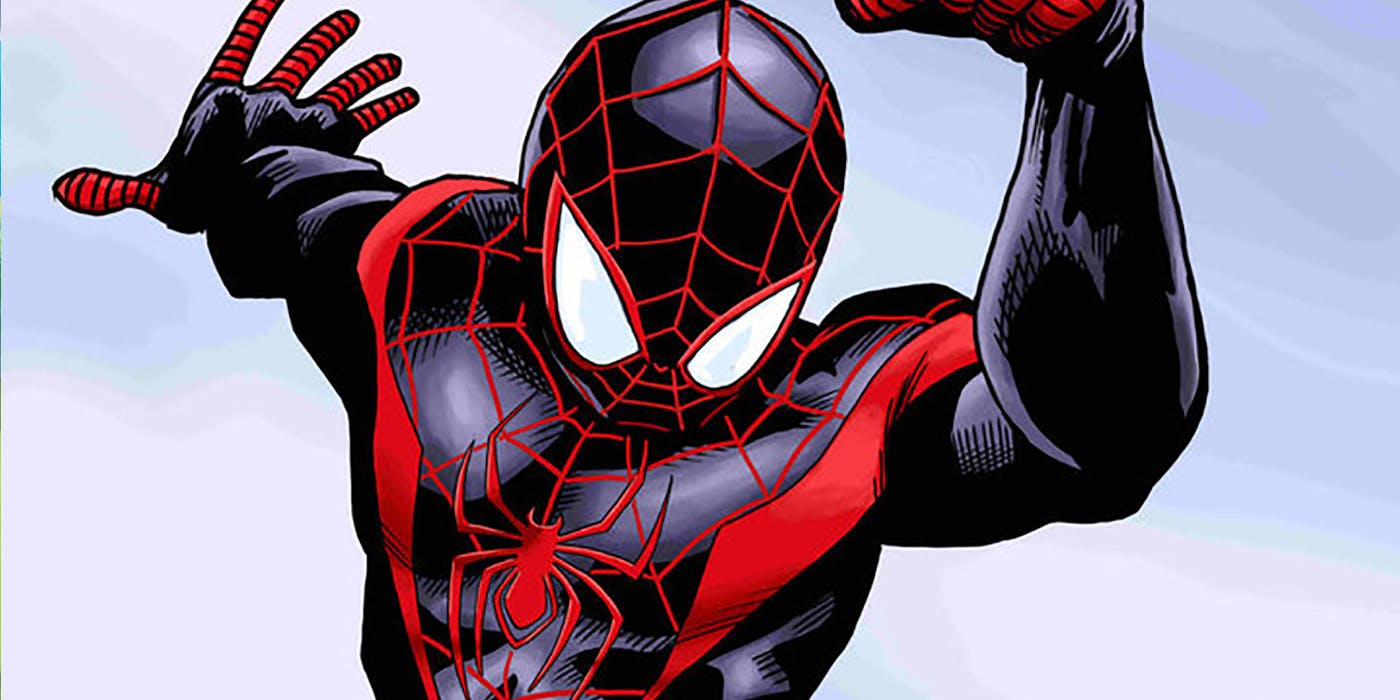 Into the Spider-Verse : Ada Berapa Spider-Man, sih?