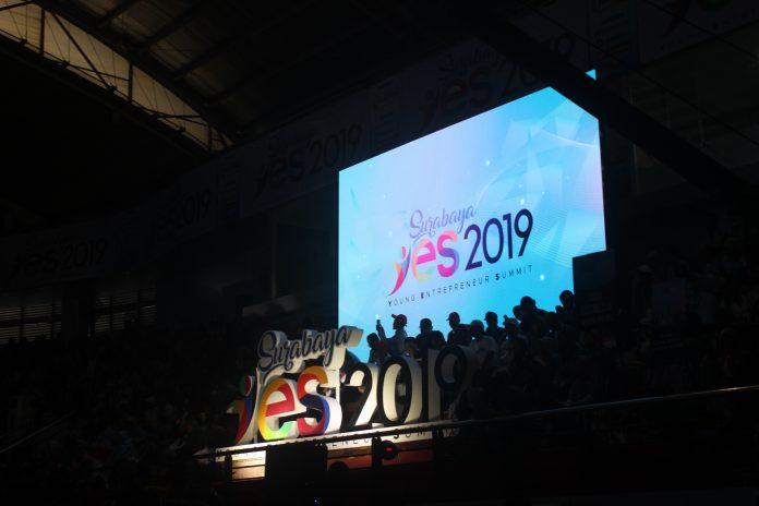 yes surabaya 2019 berlangsung meriah di DBL Arena Surabaya