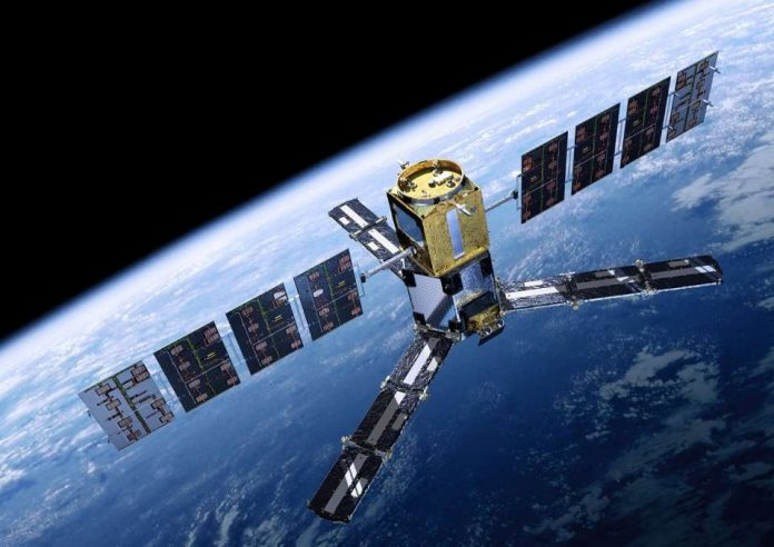 satelit nusantara