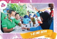 surabaya health season (shs)