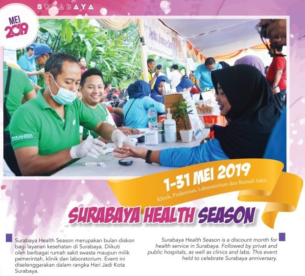 surabaya health season (shs)