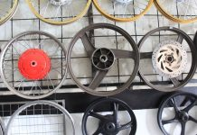Warna Cat Velg Motor