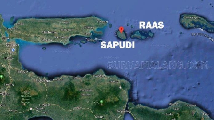 Pulau Raas Pusat Gempa Sumenep