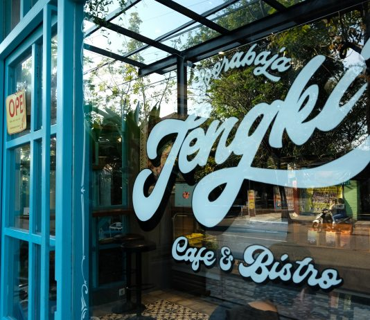 jengki coffee and bistro