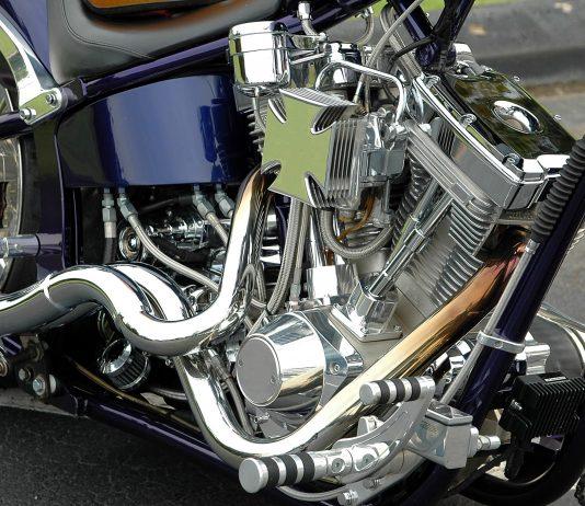 tips merawat knalpot motor agar tidak mudah berkarat