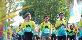 UISI Sunset Glow Run 2019